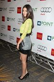 LOS ANGELES - SEP 7:  Victoria Justice at the