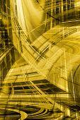 Abstract Swirls Background