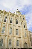 LDS Manti Utah Temple ?Upshot