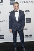 NEW YORK-FEB 5: TV personality Andy Cohen attends the 2014 amfAR New York Gala at Cipriani Wall Stre