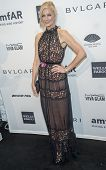 NEW YORK-FEB 5: Actress Joely Richardson attends the 2014 amfAR New York Gala at Cipriani Wall Stree
