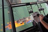 Gantry Harbor Crane Operator