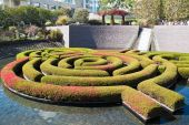 Garden At Getty Center