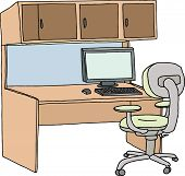 Isolated Cubicle