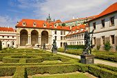 The Wallenstein Garden