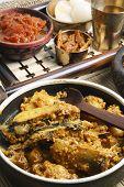 Assam Muri ghonto is a chicken dish from Assam