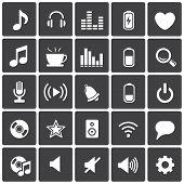 Music Icons & Simbols.
