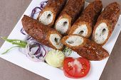 Mixed Kebab - A Grilled Meat Snack