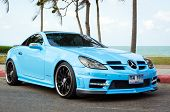 Tuned Car Benz Kompressor