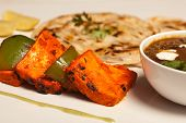 Paneer Tikka Kebab from India
