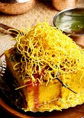 Dal Dhokli-traditional Rajasthani Dish.