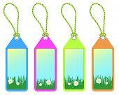 spring price tags