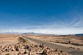 Road From Arequipa To Chivay
