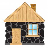 House from stone