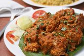 Chicken Sukka - A Preparation From Mangalore