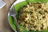Puli Sadam Is Rice Based Dish From Tamilnadu
