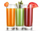 healthy drink from vegetables