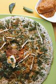 Methi Dosa - A Pancake From South India With Fenugreek Flavour