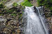 Manyavsky Waterfall