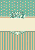 Background Frame Template Vintage Rustic Shabby Chic