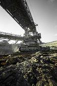 A Huge Mining Machine