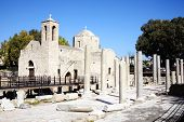 Agia Kyriaki church, Paphos,Cyprus