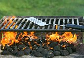 Outdoor Bbq Pit