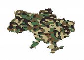 Ukraine - Army Camo Pattern
