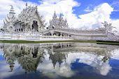 Wat Rong Khun, Reflection.