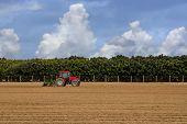 Tractor plow