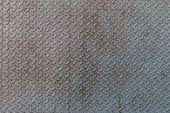 Metal Rhombus Shaped