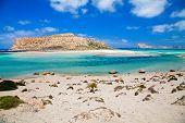 Balos Lagoon And Gramvousa Island