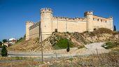 Makeda Castle, Toledo, Castilla La Mancha, Spain