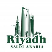 City of Riyadh Saudi Arabia Famous Buildings