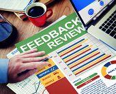 Feedback Review Survey Improvement Response Service Concept