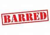 Barred
