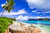 incredible nature of Seychelles islands