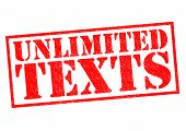 Unlimited Texts