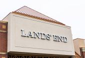 Land's End Retail Store Exterior