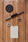 Collapsible Dumbbel
