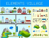 Elements Of The Modern Village