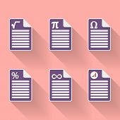 Document Icon and Symbols