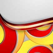 modern abstract vector background