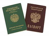 Uzbekistan And Russian Passports