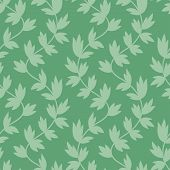 Seamless leaves wallpaper pattern.