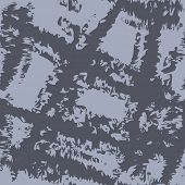Seamless abstract pattern in grunge style
