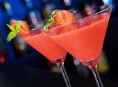 Cocktails Collection - Strawberry Daiquiri