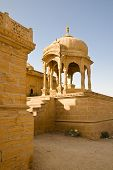 Bada Bagh, Jaisalmer, Rajasthan