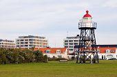 Hoek Van Holland - Small Lighthouse