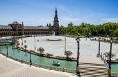 Spanish Square Seville